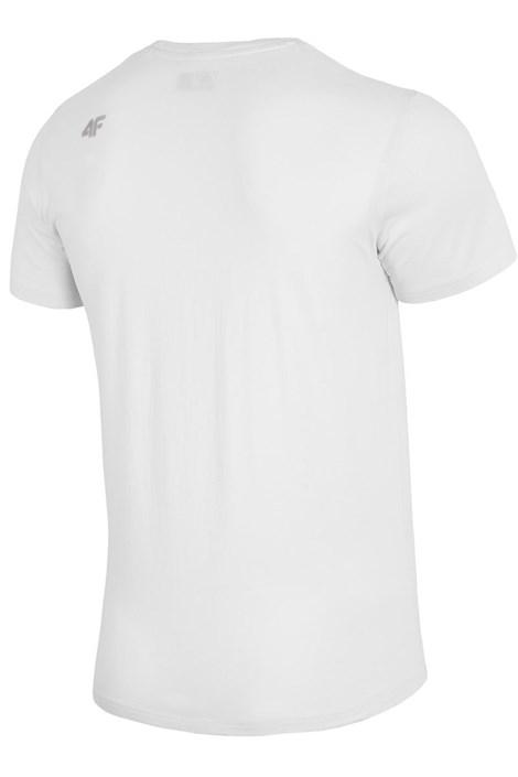 Męski, sportowy T-shirt z krótkimi rękawami