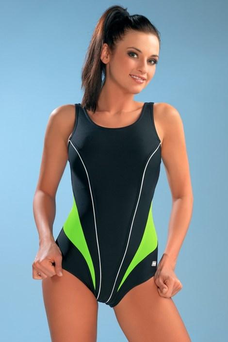 Damski kostium kąpielowy Laila  jednoczęściowy