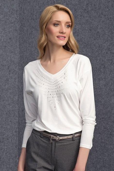 Luksusowa damska bluzka Peg White