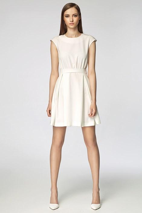 Sukienka Bethany Ecru