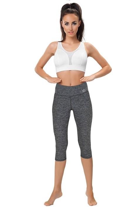 Sportowe legginsy Slimming Melange