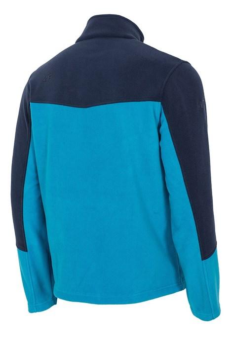 Męska polarowa bluza NavyBlue 4F