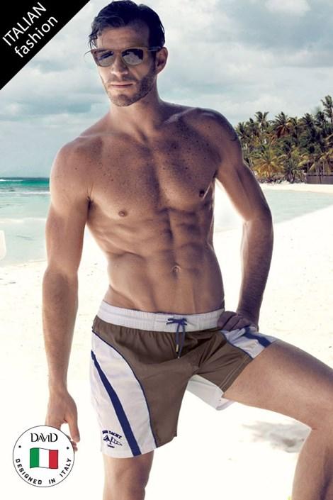 Męski włoski strój kąpielowy Andre