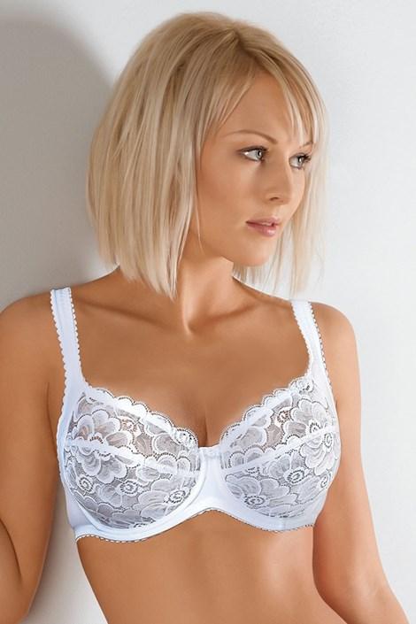 Biustonosz Anette 494620 soft white