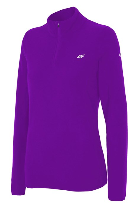 Damska sportowa bluza polarowa Violet