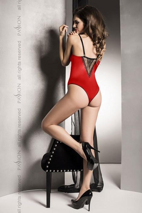 Luksusowe body erotyczne Evane Red