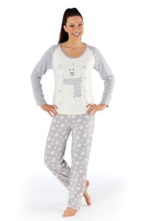 Ciepła damska piżama Polar Bear