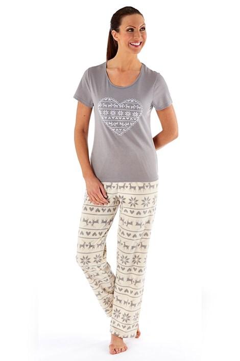 Damska piżama Hearty Winter