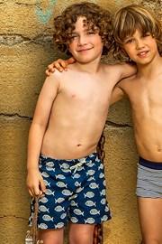 Chłopięce szorty kąpielowe Daniel