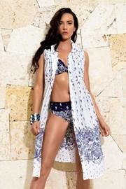 Luksusowa sukienka plażowa Contessa