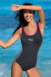 Jednoczęściowy damski kostium pływacki Alex 03