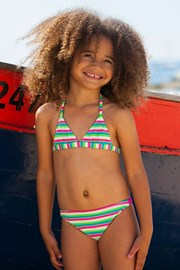 Dziewczęcy kostium kąpielowy Atria