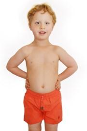Chłopięce szorty kąpielowe Leonard Red