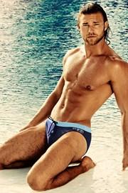 Luksusowe męskie kąpielówki Marco