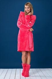 Szlafrok damski Duffy Pink