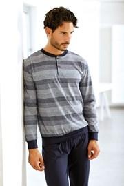 Męski komplet bawełniany Lucca - bluza, spodnie
