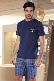 Męska piżama włoskiej produkcji Constanzo