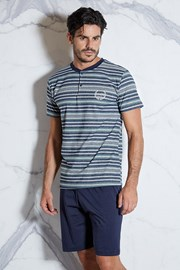 Męska piżama włoskiej produkcji Massimo