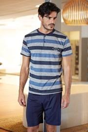 Męska piżama włoskiej produkcji Gabriele
