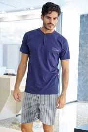 Męska piżama włoskiej produkcji Simone