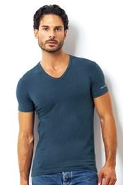 Męski bawełniany T-shirt włoskiej produkcji Enrico Coveri ET1501 Avio