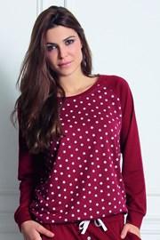 Damskie bluza Fashion z modalem