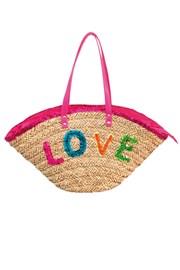 Torba plażowa Funtext Love