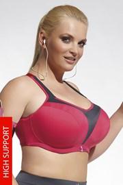 Sportowy biustonosz Heidi Pink