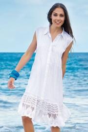 Letnia sukienka koszulowa Miriam z kolekcji Iconique