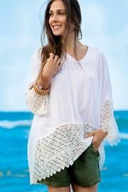 Damska letnia bluzka Greta z kolekcji Iconique