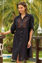 Letnia sukienka koszulowa Irene z kolekcji Iconique