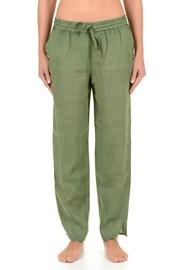 Lniane spodnie damskie Kimberly z kolekcji Iconique