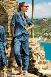 Damskie spodnie Ilaria z kolekcji Iconique