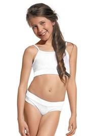 Dziewczęcy podkoszulek i majtki - set 837