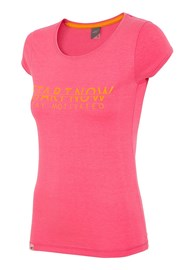 Damski T-shirt sportowy Start Now