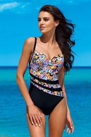 Jednoczęściowy kostium kąpielowy Fleur