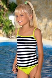 Dziewczęcy kostium kąpielowy Sisi M56