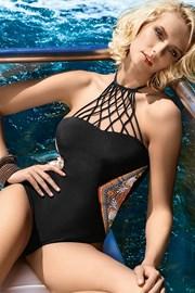 Luksusowy wyszczuplający kostium kąpielowy Ivonne