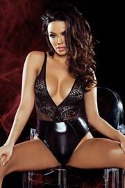 Luksusowe erotyczne body Nathalie