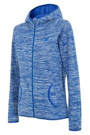 Damska bluza sportowa z polaru Blue