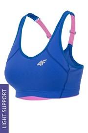 Biustonosz sportowy 4F Blue