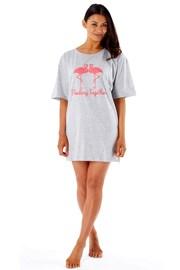 Damska koszula nocna Flamingo