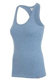 Damska koszulka sportowa Blue