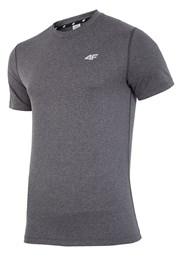 Męski T-shirt fitnessowy Melange