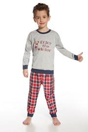 Chłopięca piżama Winter