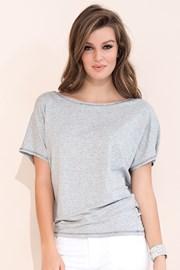 Elegancka damska bluzka Zafira Grey
