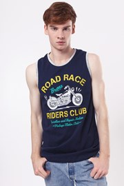 Męska podkoszulka na ramiączkach MF Road Race