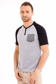 Męski T-shirt MF Grey