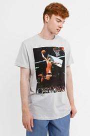 Męski T-shirt MF Basketball