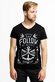 Męski T-shirt MF Instinct